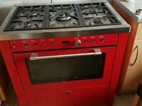 Gas cooker ready for pick up