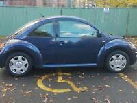 Vw beetle 12 month mot manual £700