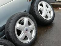 Alloy wheels - clio