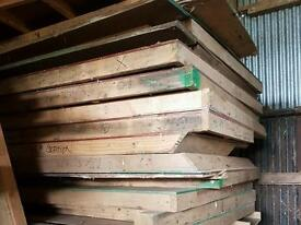 Timber pannels