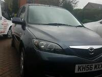 Mazda 2 1.4ltr 97,000 miles weekend give away
