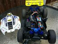 Kyosho inferno rc buggy