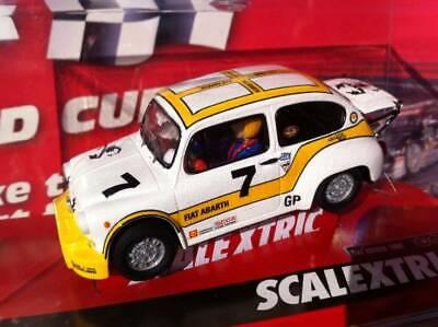 SCALEXTRIC A10121S300 FIAT 600 ABARTH ENVIO GRATIS!!