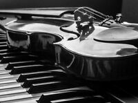PIano & Violin, Cello, Vocals (Call for best rates)