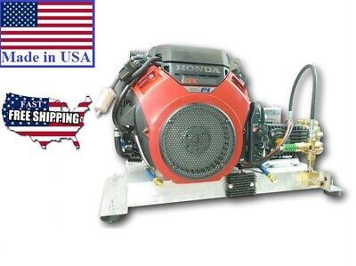 Bandit Ultra Belt Drive Commercial General 3500 Psi Honda Igx800 Pressure Washer