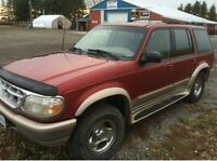 1997 Ford Explorer for PARTS ONLY