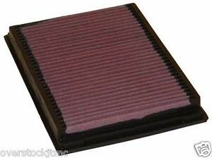 K&N 33-2231 Air Filter 99-06 BMW E46 323I 325I 325Xi 328I 330I 330Ci 330Xi M3 X3