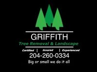 Tree & Stump Removal. Pruning. Landscaping. *CERTIFIED*
