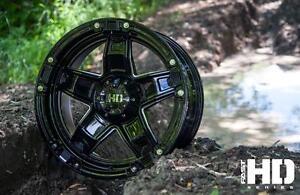 "$850 (Tax-In)- NEW 17""HD Rampage Wheels (5x135/5x139/6x135/6x139)- Ford F150/ RAM 1500/ Silverado/Sierra/Yukon/Tahoe"