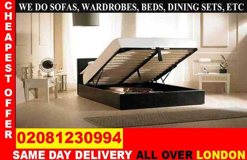 WOW FREE DELIVERYSINGLE DOUBLE KING SIZE LEATHER BEDDINGin Leyton, LondonGumtree - Brand New Furniture saleAll types of furniture available. Bed, sofa, wardrobe, bunk bed, dining set, coffee tables.Just a call and we will assist you