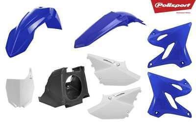 POLISPORT Restyle Plastic kit Yamaha YZ125 YZ250 2002-2014 upgrade  to the 2018