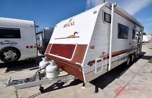 Regal Deluxe Caravan- Budget Friendly Wodonga Wodonga Area Preview