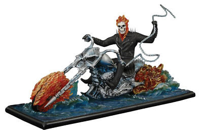 Marvel Ghost Rider on Water Movie Statue by Diamond Select