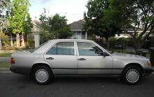 1989 Mercedes-Benz 230E Sedan  sunroof, 11 months ergo +RWC Rosanna Banyule Area Preview
