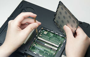 How to Remove a Hard Drive from a Dell Inspiron N5010