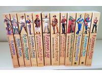 Complete Flashman novels, by George Macdonald Fraser