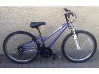 "Bike/Bicycle.GIRLS APOLLO "" XC24 "" MOUNTAIN BIKE.SUIT 9-12 YEARS"