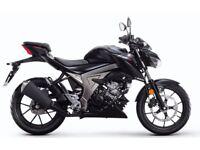 Suzuki GSX-S125 - Pre registered!