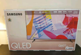 Samsung QE43Q60T 43 inch, QLED, 4K Ultra HD, Ambient Q60 TV