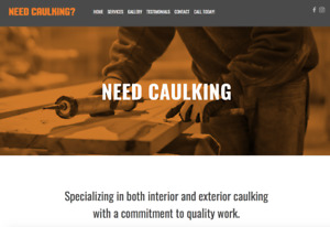 PROFESSIONAL INTERIOR AND EXTERIOR CAULKING