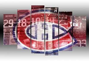 Montreal Canadiens Framed Decorations