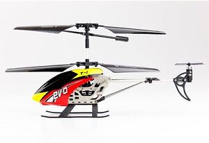 Brand new. Never opened. Evo T1 Toy Helicopter with remote London Ontario image 1
