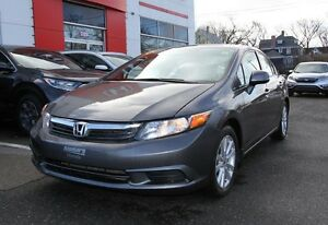 2012 Honda Civic Sdn EX Sunroof