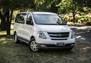2013 HYUNDAI iMAX TQ MY13 MULTI POINT 2.4L 4 SP AUTOMATIC Welshpool Canning Area Preview