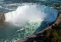 Niagara Falls, Ontario Bus Tour by Get-A-Way Tours