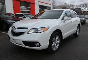 2013 Acura RDX V6 AWD Leather