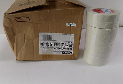 Tesa Filament Tape 24mm X 55m Qty-36 Rolls Nib