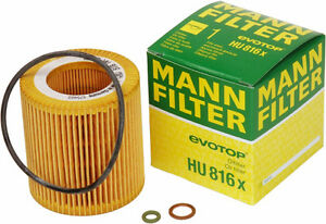 PORSCHE CAYENNE OIL FILTER - OEM - SCARBOROUGH