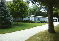 Cottage/Home @ Rondeau Park: Short walk to Lake Erie Beach & Bay
