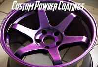 POWDER COATINGS RIMS AT LOW PRICES !!