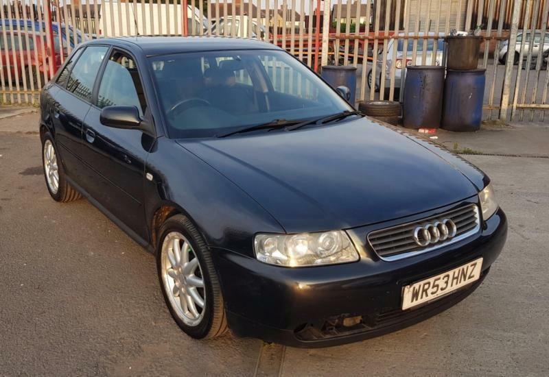 audi a3 1 9 tdi 130 2003 53 sport 6 speed manual diesel pd in newport road cardiff gumtree. Black Bedroom Furniture Sets. Home Design Ideas
