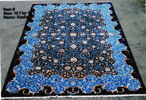 BUY Direct Persian Rugs Importer SALE KASHAN 10 X 14.