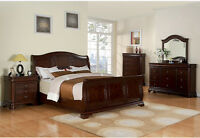 Bedroom Set . Brand New. In Box. With Warranty & Discount