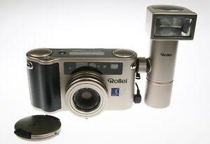 Rollei 35W QZ Camera 28-60mm f2.8-5.6 lens Design By F.A.PORSCHE Windsor Region Ontario image 2