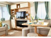 STATIC CARAVAN NEW ABI SUMMER BREEZE DELUXE; MORECAMBE 01524 844193