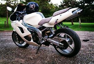 2000 Kawasaki ninja zx-6 sport