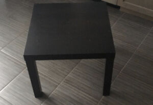 Dark Wood Side Table *Moving Sale*