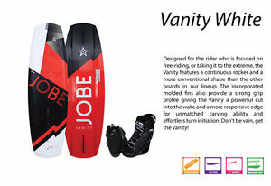 Jobe Wakeboard + Bindings Combos on Sale at New Coast Marine