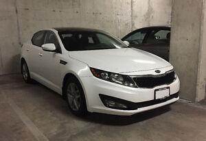 2013 Kia Optima LX Plus GDI with panoramic sunroof