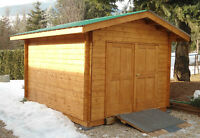 Top Quality and Easy to Build Pre-Manufactured Shed Kits