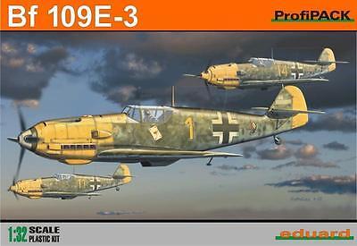 EDUARD 3002 Bf109E-3 in 1:32 ProfiPACK!!