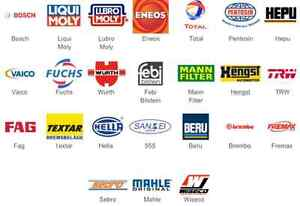 European parts specialist at excellent prices