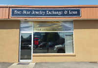 Pawn Shop for Sale Includes Collateral Loans