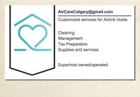 Let Experienced Airbnb Superhosts  clean for you!
