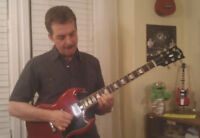 Guitar Lessons for all Ages - Courtice near Oshawa/Bowmanville
