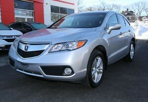 2013 Acura RDX V-6 Tech Pkg GPS Leather